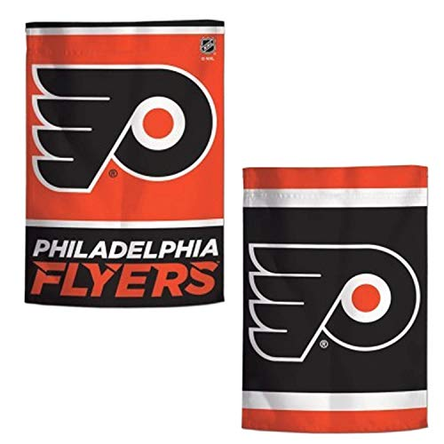- WinCraft NHL Philadelphia Flyers Garden Flag, 11
