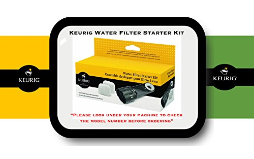 B70 Keurig (Keurig Water Filter Starter Kit for models B40, B41, B45, B55, B60, B65, B66, B70, B71, B75, B76, B77, B77)