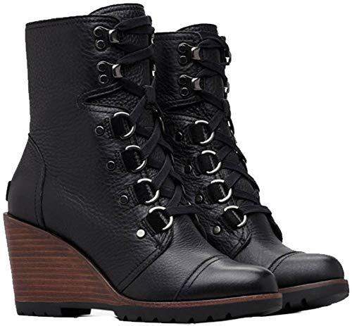 Sorel Women's After Hours Lace Up Boots