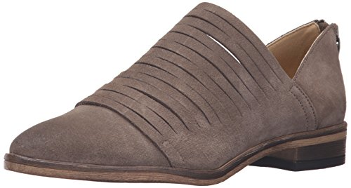 Chinese Laundry Women's Danika Slip-on Loafer, Taupe Suede,  6 M US ()