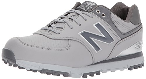 Pictures of New Balance Men's 574 SL Golf Shoe White Large 1