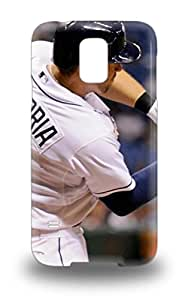 Slim New Design Hard 3D PC Case For Galaxy S5 3D PC Case Cover MLB Tampa Bay Devil Ray Evan Longoria #3 ( Custom Picture iPhone 6, iPhone 6 PLUS, iPhone 5, iPhone 5S, iPhone 5C, iPhone 4, iPhone 4S,Galaxy S6,Galaxy S5,Galaxy S4,Galaxy S3,Note 3,iPad Mini-Mini 2,iPad Air )