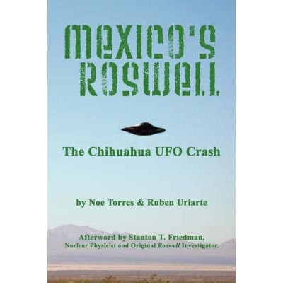 [ [ [ Mexico's Roswell [ MEXICO'S ROSWELL ] By Uriarte, Ruben ( Author )Apr-01-2007 Paperback ebook