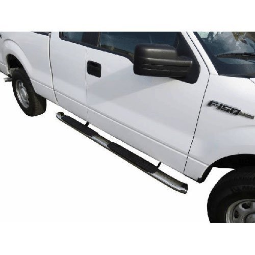 Steelcraft 40-30908 4X Series Side Bar Oval Tube All Stainless Steel 4X Series Side Bar