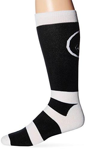 Volcom Men's Ryder Sock, Black, Large/X-Large