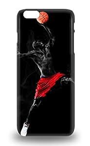 Iphone 6 Plus NBA Chicago Bulls Michael Jordan #23 Print High Quality Tpu Gel Frame 3D PC Case Cover ( Custom Picture iPhone 6, iPhone 6 PLUS, iPhone 5, iPhone 5S, iPhone 5C, iPhone 4, iPhone 4S,Galaxy S6,Galaxy S5,Galaxy S4,Galaxy S3,Note 3,iPad Mini-Mini 2,iPad Air )