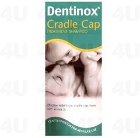 Dentinox Cradle Cap Shampoo by Dentinox
