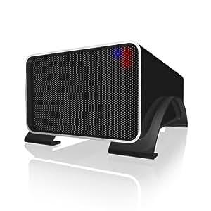 "ICY BOX IB-3219StU3-B 3.5"" Negro - Disco duro en red (3.5"", SATA, 0, 1, JBOD, SATA, USB 3.0, SATA, Negro)"