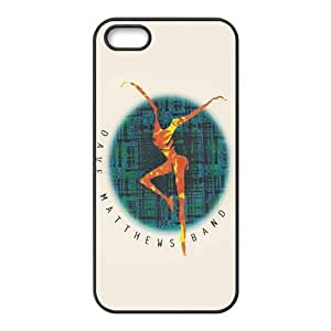 Painted dave matthews PC Hard back phone Case cover Iphone 5s 5