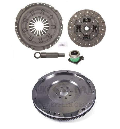 (FLYWHEEL CLUTCH KIT SLAVE CYLINDER fits 05-10 CHEVY COBALT SS HHR 04-07 SATURN ION REDLINE 2.0L SUPERCHARGED)