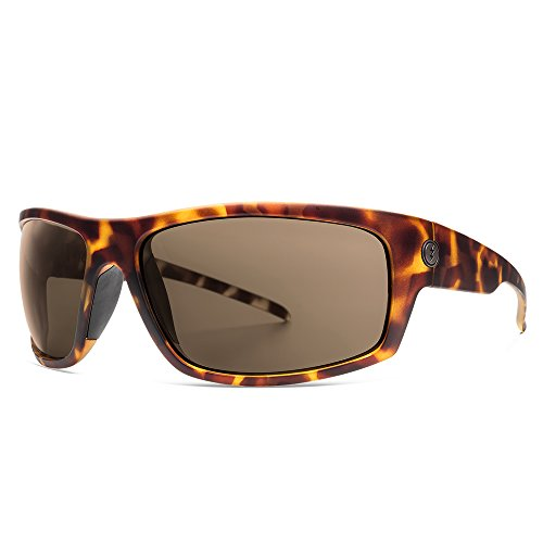 Electric Visual Tech One XLS Matte Tortoise/OHM Bronze Sunglasses by Electric