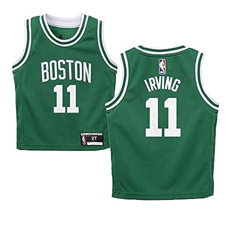 a06cad8577e Amazon.com   Outerstuff NBA Boys Replica Road Player Jersey   Sports ...