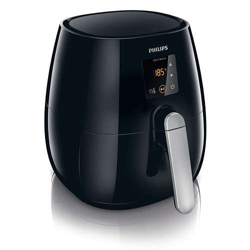 New Philips Viva Digital Plus Multi-Cooker AirFryer Bundle w/ Rapid Air Technology – HD9238/22 For Sale