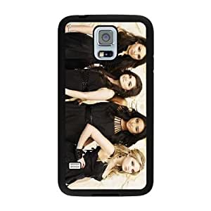 Generic Fashion Hard Back Case Cover Fit for Samsung Galaxy S5 Cell Phone Case black Pretty Little Liars STR-3305141