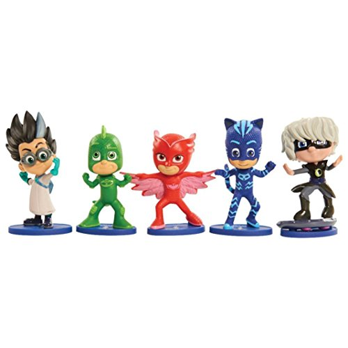 Fullfun Just Play PJ Masks Collectible Doll Figure Set