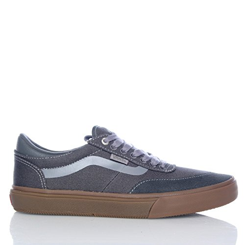 gum Pro' Vans Black 2 Gilbert White Crockett Gunmetal 14wxHS