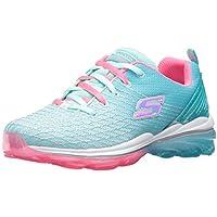 Skechers Kids Girls Air Deluxe Running Shoe