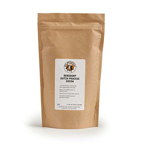 (King Arthur Flour Bensdorp Dutch-Process Cocoa (16 Oz))