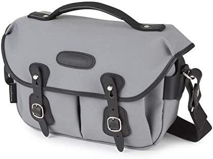 Billingham Hadley Kleine Pro Kameratasche Grau Kamera