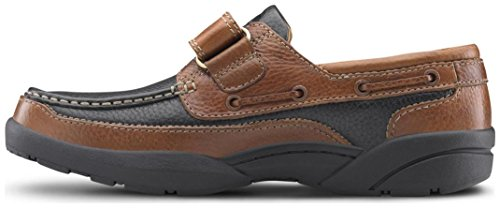 Dr. Comfort Mens Mike Multi Diabetic Scarpe Da Barca