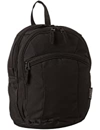 Deluxe Small Backpack, Black, One Size