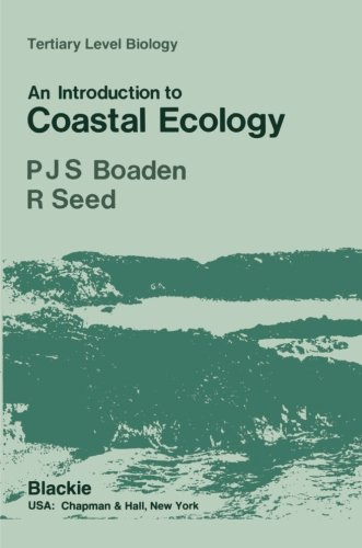 An introduction to Coastal Ecology (Tertiary Level Biology)