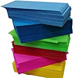 IMPRINT Colorful Index Cards, Flash Cards, Message
