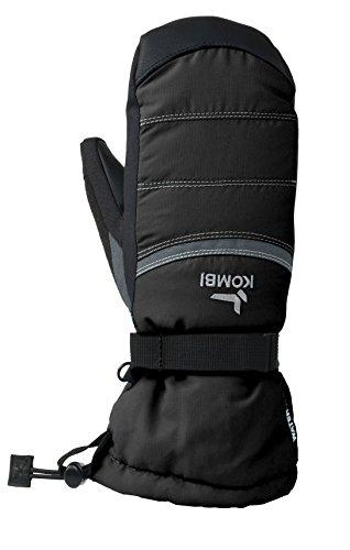 Kombi Insulated Gloves - Kombi Scout Mitt Jr, Black, X-small