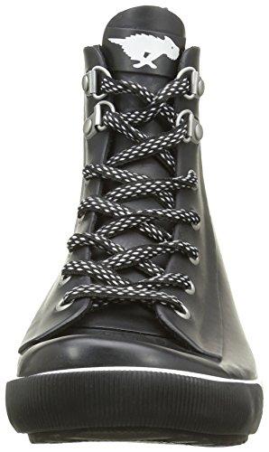 black Femme Boots Dog Noir Chukka Rocket A00 Rainy waYWqF