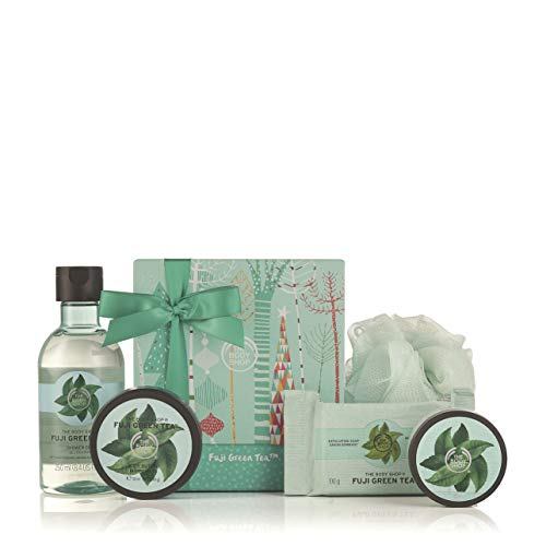 The Body Shop Fuji Green Tea Essential Selection Gift Set ()