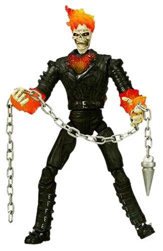 Hasbro Ghost Rider Flame Fist Figureure