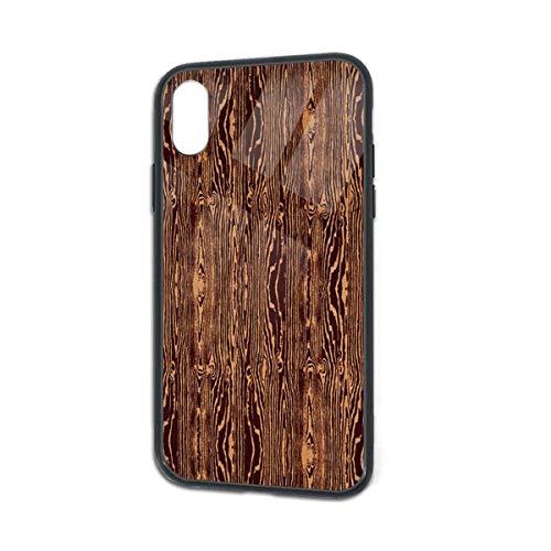 Wood Grain iPhone X/XS Case 5.8
