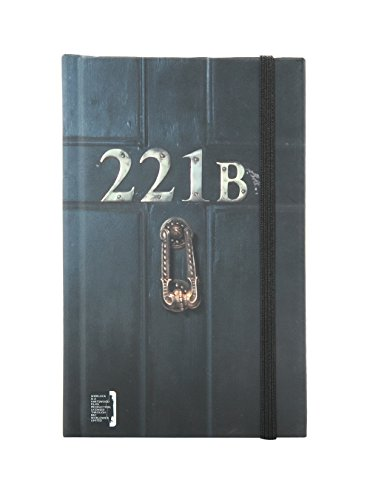 Sherlock 221B Mini Journal