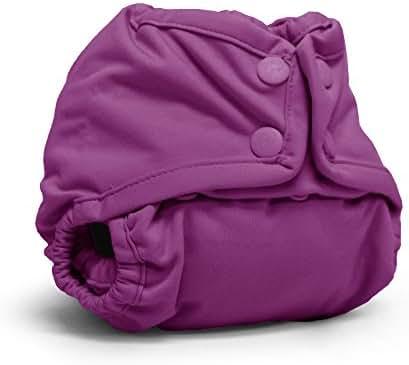 Rumparooz Newborn Cloth Diaper Cover Snap, Orchid