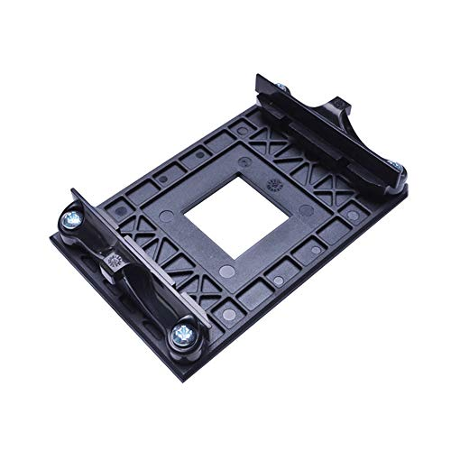 Idealforce AMD CPU Fan Bracket for AM4 (B350 X370 A320 X470) Socket Retention Mounting Bracket,for Hook-Type air-Cooled or Partially Water-Cooled radiators (B120/B240)