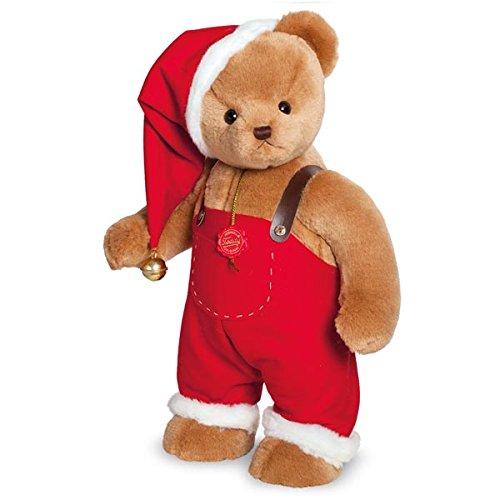 Teddy Hermann 14870 Weihnachtsbaer William stehend 53 cm