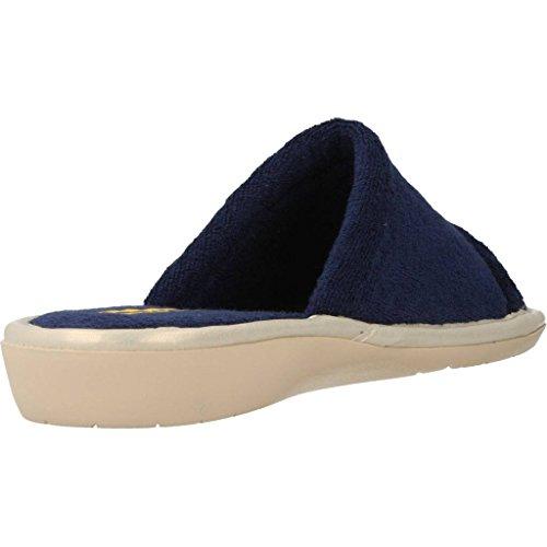 NORDIKAS Relax Hausschuhe, Color Blau, Marca, Modelo Relax Hausschuhe 8040B 4 Blau