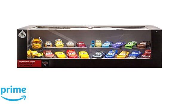 Megaset de juego de figuritas Disney Pixar Cars 3: Amazon.es: Juguetes y juegos