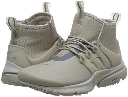 Beige de Lacets pour NIKE Chaussures à Gris Femme Ville 5x0Bq