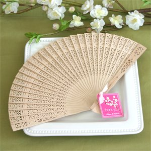 Baby Shower Gifts /& Wedding Favors White Paper Fans Set of 72 CutieBeauty BA