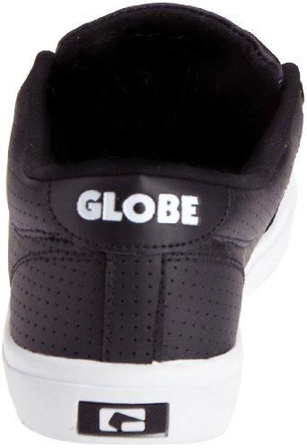 Globe Skateboard Shoes Lighthouse Black/White Perf Size 8
