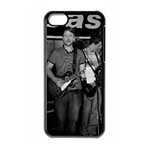 Fashionable Creative Band Oasis for iPhone 5C QEYH00146