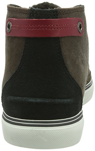 Lacoste Clavel 17 - Zapatillas altas Hombre Braun(DK BRW 176)