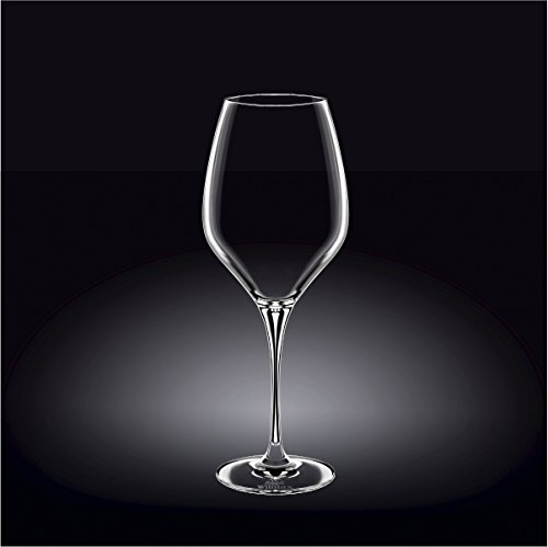 Wilmax 888043 660 ml Wine Glass Set of 244; Pack of 12 by Wilmax