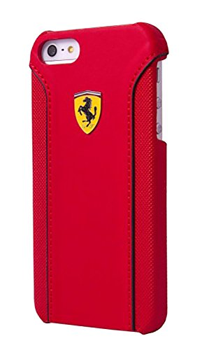 Ferrari Fiorano Hard Case for iPhone 6 Plus/6S Plus - Red