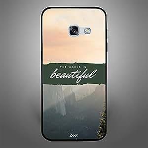 Samsung Galaxy A3 2017 The World is Beautiful