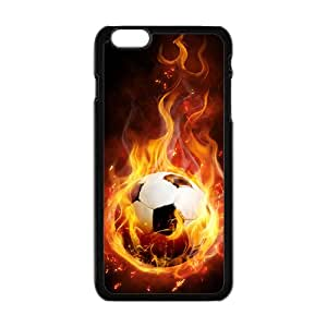 Creative Fire Football Hot Seller High Quality Case Cove For Iphone Plaus