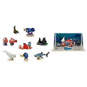 Disney / Pixar Finding Dory Finding Dory Deluxe Exclusive PVC Figure Set by Pixar