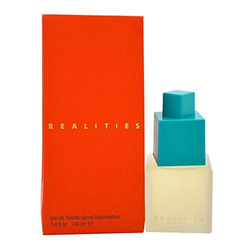 - Liz Claiborne Realities By Liz Claiborne For Women. Eau De Toilette Spray 3.4 Oz