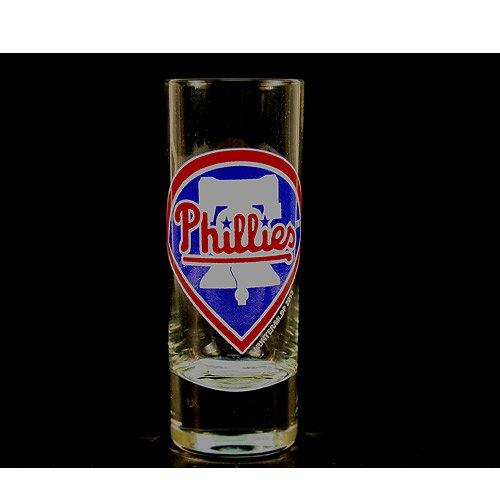 - Philadelphia Phillies Hype Shot Glass - 2 oz.